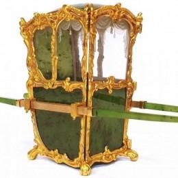 Мини-кресло Фаберже ушло с молотка за 591 000 $