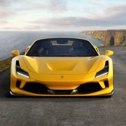 Дебют 2020 Ferrari F8 Spider