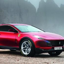 Ferrari выпускает внедорожник в 2022 году. Подробности
