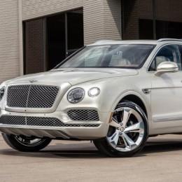 Bentley Bentayga Stetson Edition – особое издание в техасском стиле