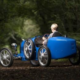 Bugatti представили электромобиль для детей Baby II за 34 000 $