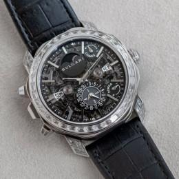 Бриллиантовые часы от Bulgari с ценником в один миллион долларов