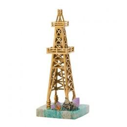Интерьерный сувенир «Нефтяная вышка»