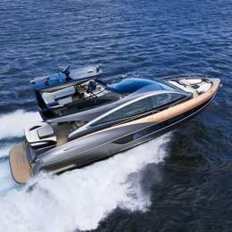 Lexus представили яхту за 3,7 миллионов долларов