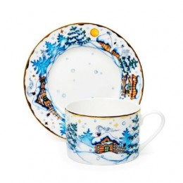 Чайный набор «Зимушка»