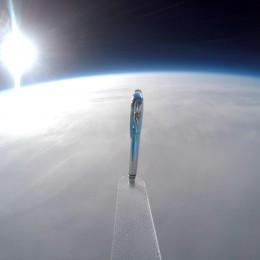 Montblanc StarWalker / Запуск в стратосферу