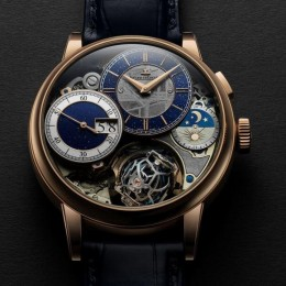 Новые часы от Jaeger-LeCoultre: традиции и метеорит