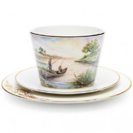 Чайный набор «Рыбаки»
