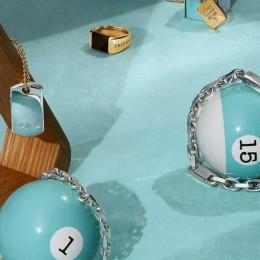 Tiffany & Co. запускает первую коллекцию аксессуаров для мужчин