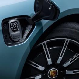 Porsche представил базовый Taycan 4S за 104000$