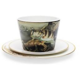Чайный набор «Окунь»