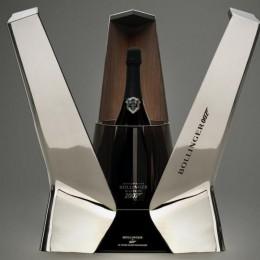 Всем шампанское: Bollinger празднует 40 лет партнерства с брендом Джеймса Бонда