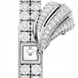 Jaeger-LeCoultre представили версию культовых женских часов 101 Feuille из белого золота