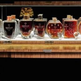 Бутылка вина Macallan 1926 стала самой дорогой, проданной на аукционе