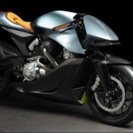 Aston Martin представили свой первый мотоцикл AMB 001
