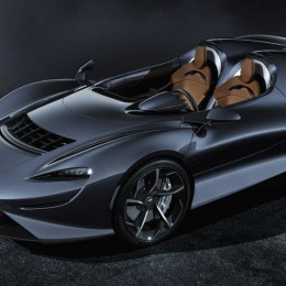 Встречайте McLaren Elva – суперкар за 1,7 миллионов долларов без крыши и окон