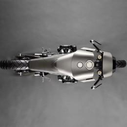 Самурайский мотоцикл «Кендзо»