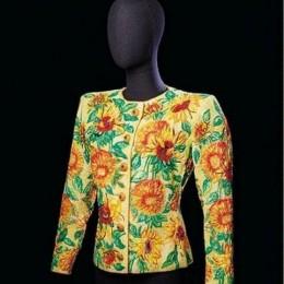 Пиджак Yves Saint Laurent Jacket ушел с молотка за 420622$
