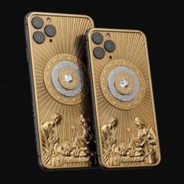 Единственный в своем роде рождественский iPhone 11 Pro за 129 000 $