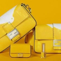 Fendi создала первые в мире парфюмерные сумочки