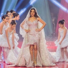 Замуж за миллионы: свадебное платье стоимостью 15 миллионов долларов