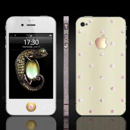 iPhone 5s Pink Diamond