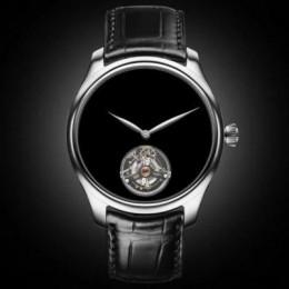 Часы за 75 000 $ с самым черным циферблатом в мире