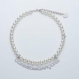 Mikimoto и Comme Des Garçons создали изумительное жемчужное ожерелье