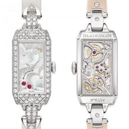 Женские часы от Saint-Valentin 2020 от Blancpain – отличный подарок на День Святого Валентина