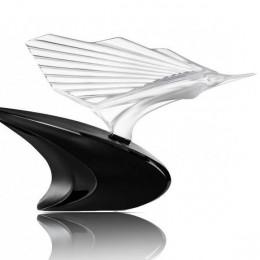 Эксклюзивная фигурка рыбы-парусника от Lalique и McLaren