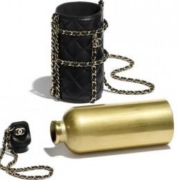Сумочка для бутылки с водой от Chanel за 5800 $