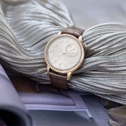 Vacheron Constantin представил редкую коллекцию женских часов Égérie