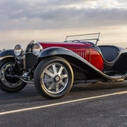 Type 55 Super Sport Roadster – самый дорогой Bugatti, когда-либо продаваемый на аукционе