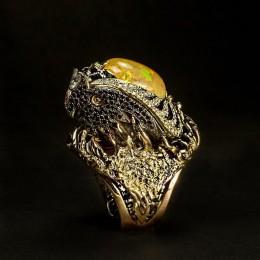 Кольцо «Чёрный феникс»