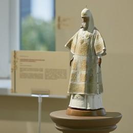 Скульптура Святейший патриарх всея Руси Алексий ll