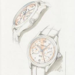 Новые часы 2020 года Montblanc Heritage в изысканном винтажном стиле