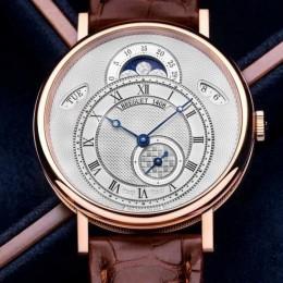 Часы Breguet Classique 7337 с обновленными циферблатами