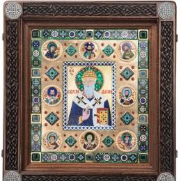 Икона Святителя Спиридона Тримифунтского