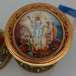 Пасхальное яйцо Воскресение Христа