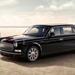 Лимузин Hongqi L4 – самый дорогой ответ Китая Роллс-Ройсу