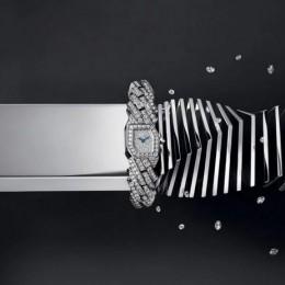 Коллекция часов Cartier Maillon de Cartier – крутой поворот современного ювелирного дела