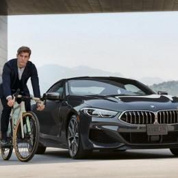 BMW и 3T создали ультра-стильный вездеходный велосипед