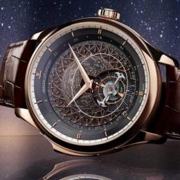 Jaeger-LeCoultre представил новые часы - Master Grande Tradition Grande Complication
