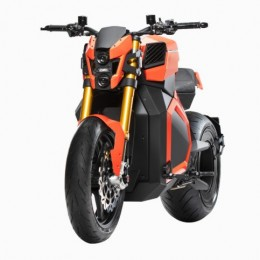 Мотоцикл Verge TS – вызов границам дизайна и производительности
