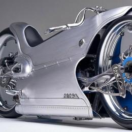 Мотоцикл из будущего от американской фирмы Fuller Moto