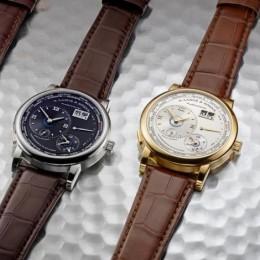 A. Lange & Söhne представили новую версию часов Lange 1 Time Zone с новым механизмом