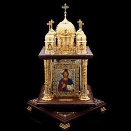 Храм настольный с иконами и молитвой