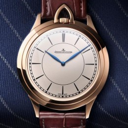 Jaeger-LeCoultre представил часы Master Ultra Thin Kingsman Knife ограниченного издания