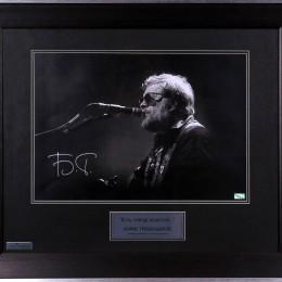 Автограф Бориса Гребенщикова (автограф на фото)