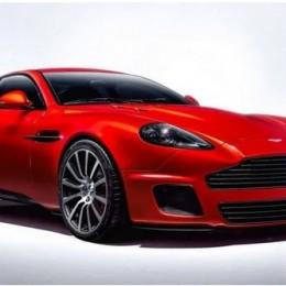 Иан Каллум представил готовый к производству Aston Martin Vanquish